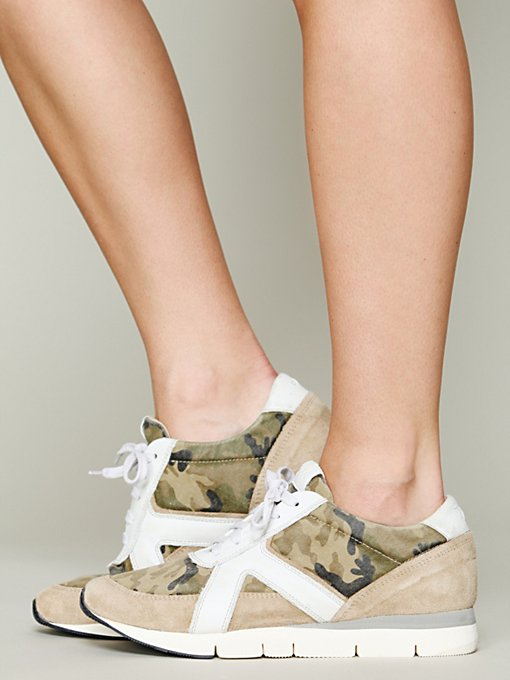 Reade Lace Up Sneaker in shoes-sneakers