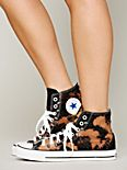 Skull Studded High Tops