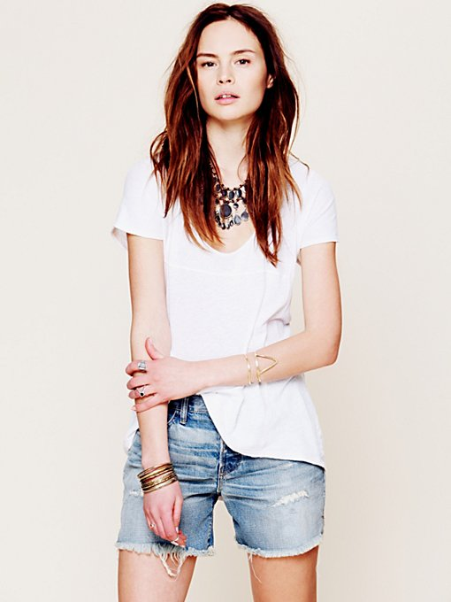 Chelle Cut Off Shorts in mar-13-catalog-items