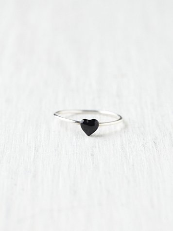 Nora Kogan  Heart Ring