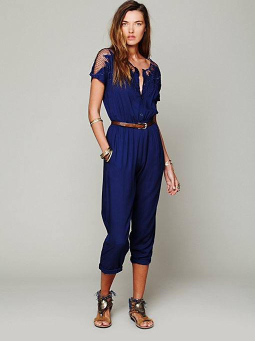 Balinese Jumpsuit in clothes-pants