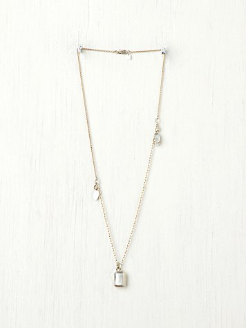 Anna Sheffield  Lure Locket Necklace