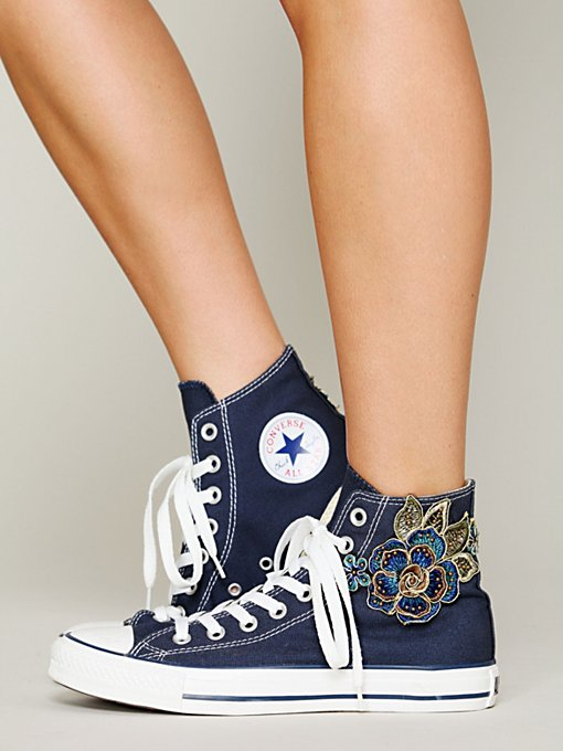 Lunar Rose Chucks in shoes-sneakers