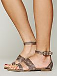 Crowe Distressed Sandal