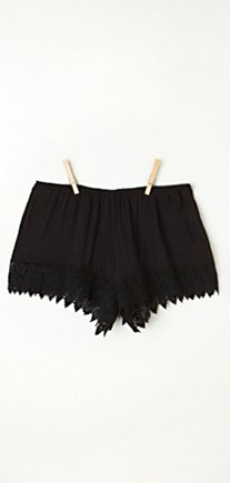 Lace Trim Knicker in Intimates-the-lace-shop