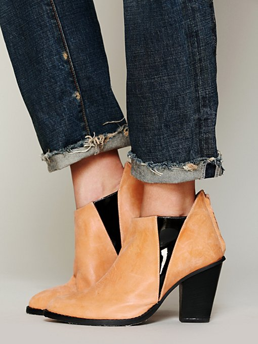 Carlene Ankle Boot in shoes-boots
