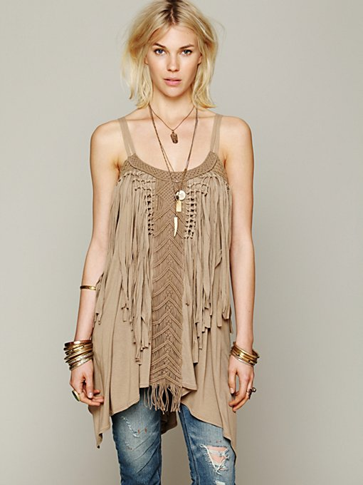 Free People Joplin Tank in knit-tops