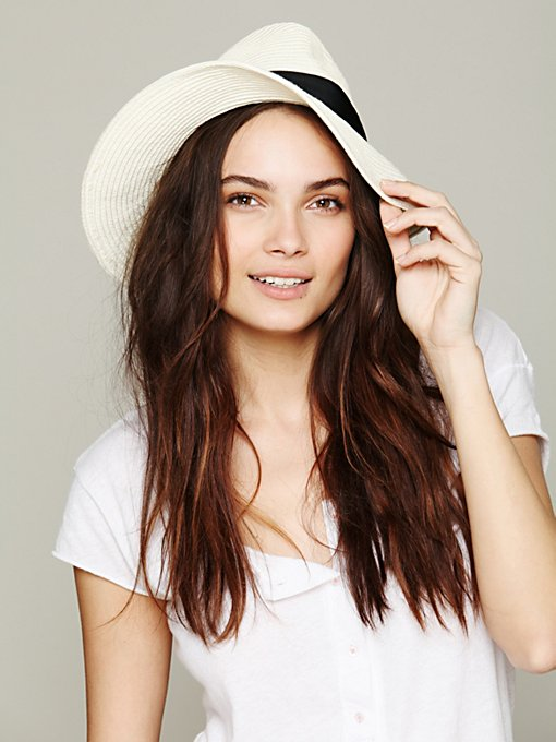 Jones Panama Hat in accessories-hats