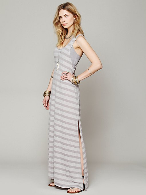 Free People Balneario Beaches Dress in maxi-dresses