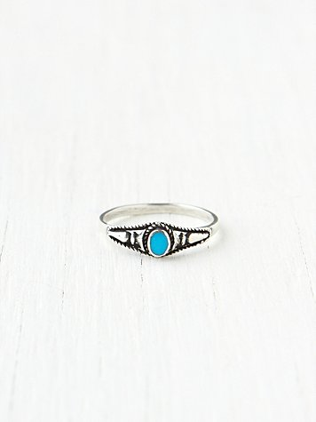 Stacking Stone Rings