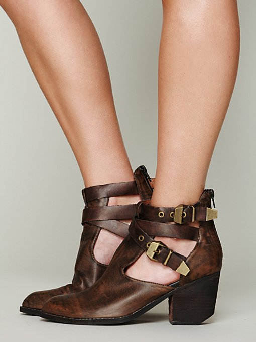 Jeffrey Campbell Overholt Ankle Boot in Boots