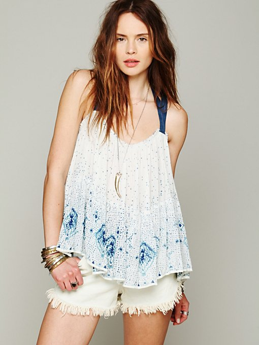 FP ONE Tribal Print Tank in whats-new