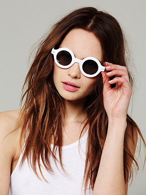 Free People Maddie Sunglasses in sunglasses