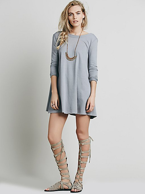 Free People Beatnik Tunic in long-tunics