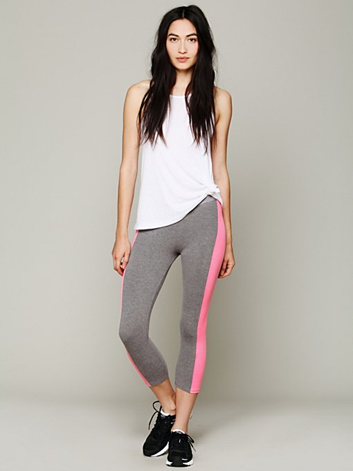 Colorblock Crop Legging in whats-new-intimates