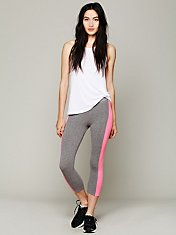 Colorblock Crop Legging in Intimates-fp-movement