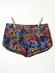Printed Dolphin Shorts in intimates-all-intimates