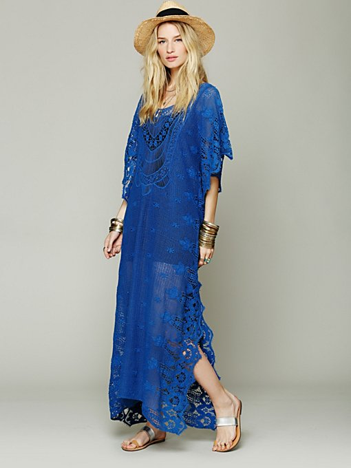 Mykanos Kaftan in clothes-dresses-maxi