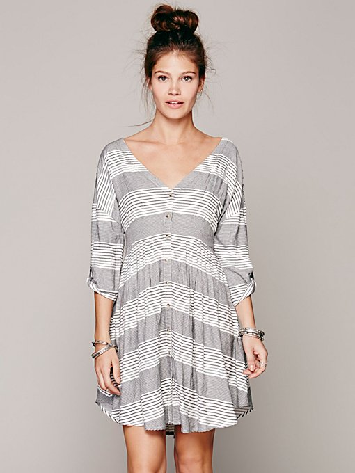 Free People Idle Wild Dress in Dresses