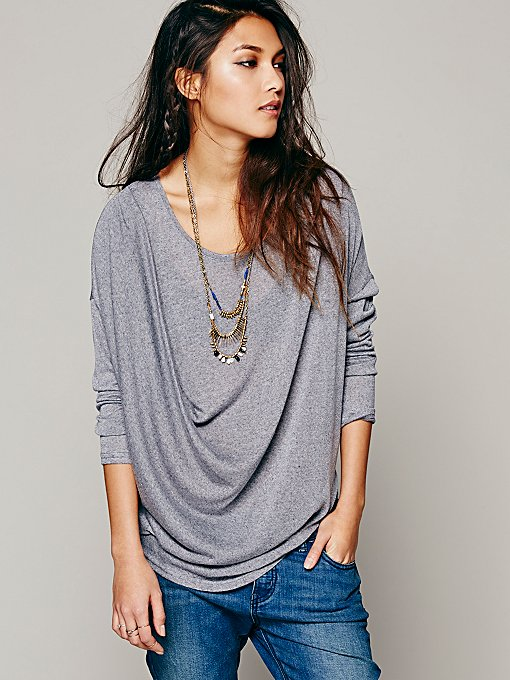 Buckley Drape Top