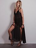 Ride the Rails Maxi Slip