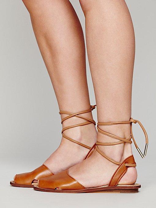 Chloe Wrap Sandal