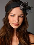 Flapper Flower Headband