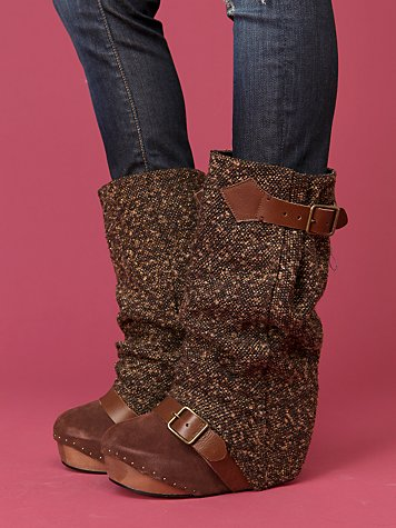 Free People Clothing Boutique > Lewis Slouch Clog :  boots